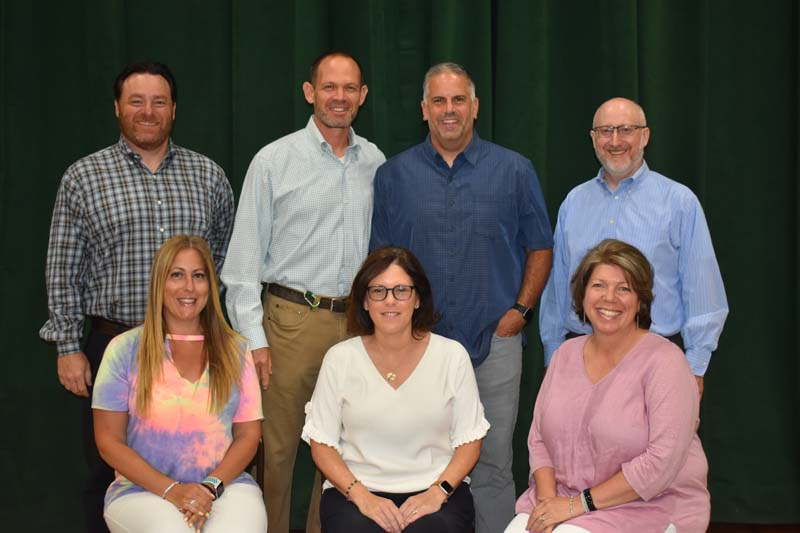 BOE Members Group Photo