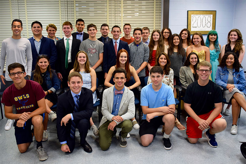 Star Students Recognized as AP Scholars photo