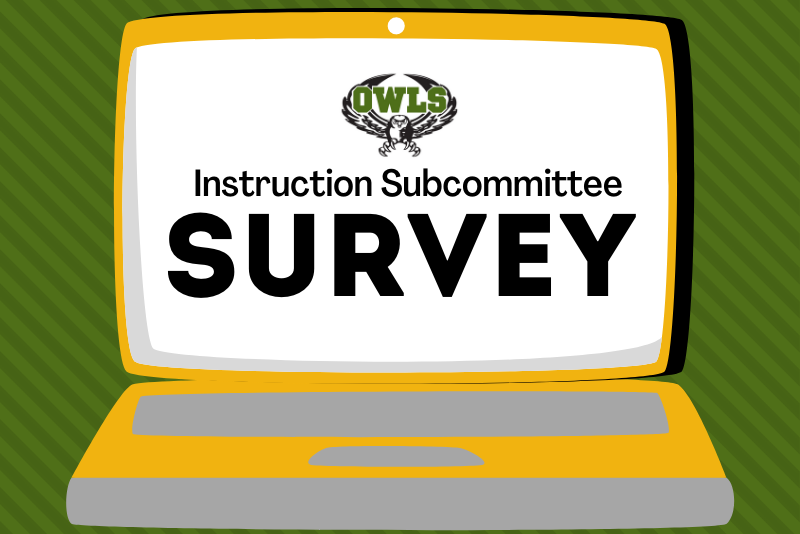 Instruction Subcommittee Survey