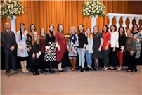 Lynbrook PTAs Commemorate Founders Day photo