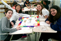 Sixth-Graders Transform Into Game Inventors photo