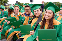 A Bright Future Ahead for Lynbrook's Class of 2018 photo
