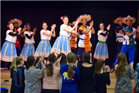 South Middle School Students Dance Around the World Photo 2