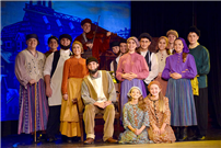 Students Shine During Production of 'Fiddler on the Roof' photo