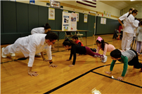 Kindergartners Learn Healthy Habits Photo 5 thumbnail138427