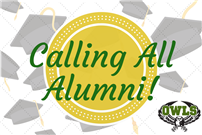 Calling All Alumni Graphic