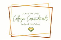 Class of 2020 College Commitments  thumbnail168941