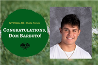 Lynbrook Senior Earns All State Spot Photo