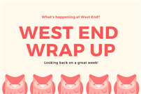West End Wrap Up! Oct. 26th Photo 1