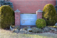 Lynbrook High School Sign