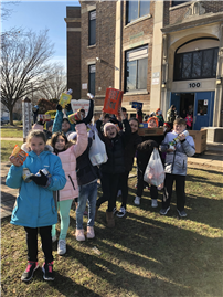 Marion Street Students Donate More than 3,000 Meals to Those in Need Photo 1 Photo 2 thumbnail106117