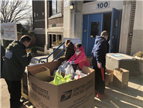 Marion Street Students Donate More than 3,000 Meals to Those in Need Photo 4