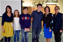 District Honors Student Successes; Provides Facilities Plan Photo 3