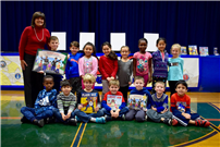 Photo of Students With Author thumbnail83714