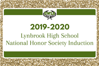 Lynbrook High School National Honor Society Induction Photo thumbnail169216
