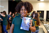 South Middle School Unites for the Launch of Book Challenge Photo 1
