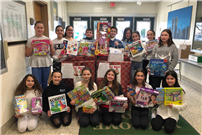 Student Council Collects Toys for Hospital Bound Children Photo thumbnail105538