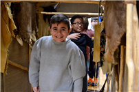 Fourth Graders Experience Native American Life Photo 1