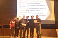 LHS Journalists Win Big at Quill Awards Photo 1