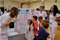 Kindergartners Learn Healthy Habits Photo 1 thumbnail138423