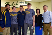 District Honors Student Successes; Provides Facilities Plan Photo 1