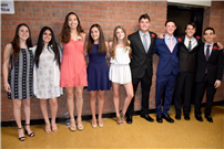 Lynbrook High School Welcomes New Members into Prestigious Honor Society Photo 1