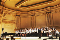 A Standing Ovation for Lynbrook High School Choir Students Photo 1