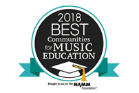 Photo of NAMM Logo