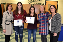 Lynbrook BOE Honors Students and Retirees Photo