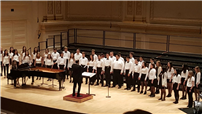 A Standing Ovation for Lynbrook High School Choir Students Photo 2