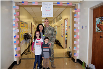Marion Street Students Honor an American Hero Photo 2