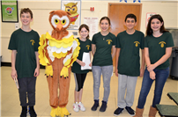 South Middle School Unites for the Launch of Book Challenge Photo 3