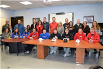 LHS Student-Athletes Commit to College Photo 3 thumbnail104516