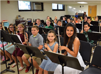 District Earns 2018 Best Community for Music Education Award Photo 2