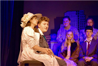 Lynbrook Students Channel Playwright's Life in 'Act One' photo 2