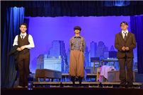 Lynbrook Students Channel Playwright's Life in 'Act One' photo 3