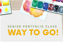 Senior Portfolio Class Way to Go thumbnail164894