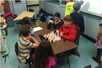 Photo of Students Chess Strategy Talk