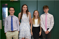 Lynbrook Middle Schoolers Head to High School photo thumbnail121428