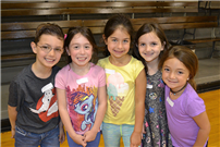 Kindergarten Students Form New Friendships photo  thumbnail120783